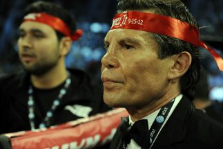 Julio César Chávez le deseó suerte al 'Canelo' pero ve difícil que lo su...