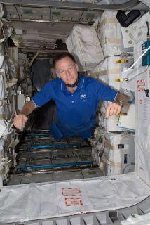 Atlantis, el último de los transbordadores espaciales en servicio, aband...