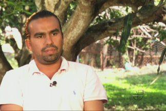 Felipe Montes lucha por sus hijos luego de su deportación