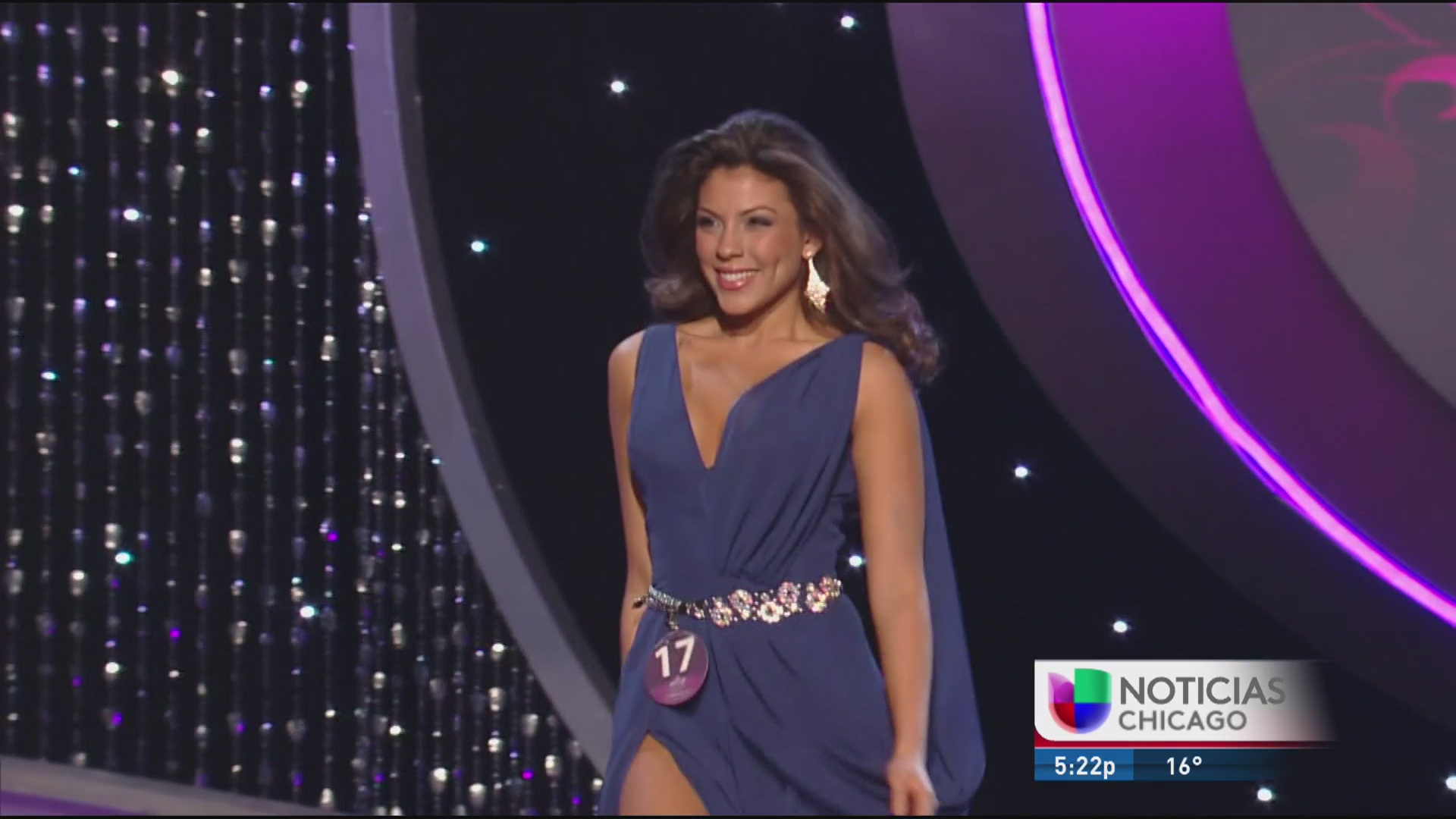 Nicole Suarez segunda nominada de Chicago para NBL VIP