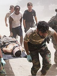 Junio fue el mes más letal para las tropas extranjeras en Afganistán b38...