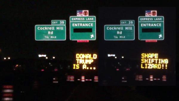Autoridades de Transporte en Texas investigan el incidente.