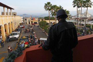 Salgo rojo por violencia en México en días navideño