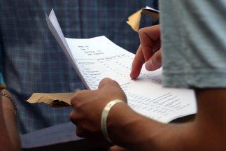 Las calificaciones promedio en todo el país para el año 2013 siguen sien...
