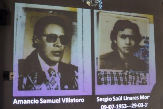 Forenses guatemaltecos identificaron las osamentas de un dirigente sindi...