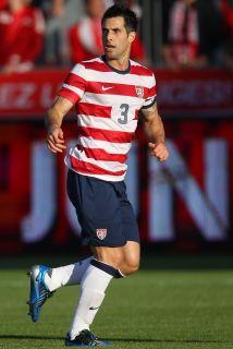 Bocanegra vuelve a la MLS luego de su aventura por Europa, en donde reci...