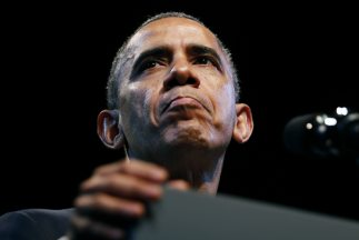 El presidente de Estados Unidos,Barack Obama.