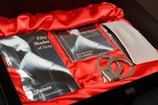 En la novela se describen prácticas sexuales dondeabunda el sadomasoqui...