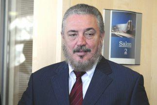 Fidel Castro Díaz-Balart fue invitado por la estatal Comisión Federal de...