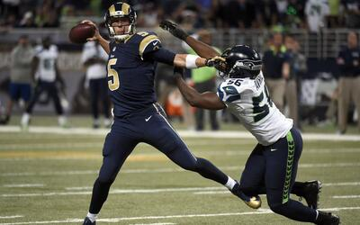 Highlights Temporada 2015 Semana 1: Rams 34-31 Seahawks TE