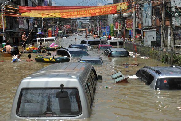 Qinghai y el noreste chino no sufren inundaciones todos los años, pero é...