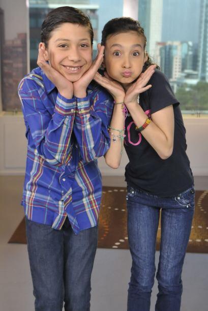 Además de ser muy buenos bailarines, el duo es bastante carísmatico.