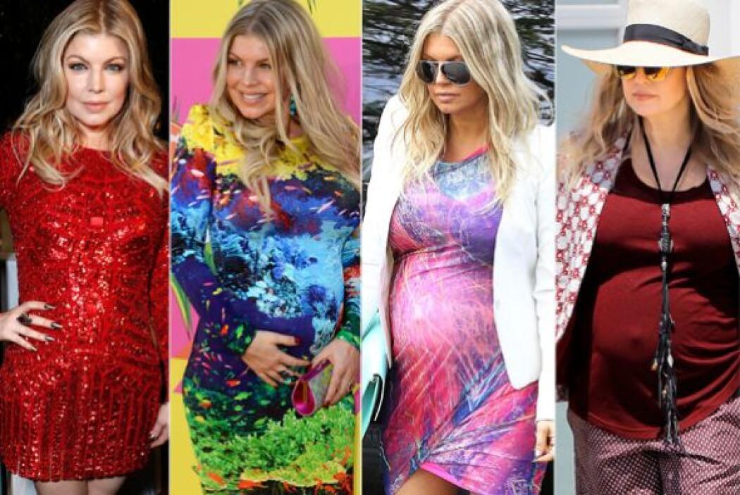 ¡Fergie ya es mamá!  Aquí los videos más chismosos.