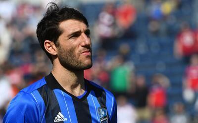 'Nacho' Piatti, en su mejor temporada desde que llegó a la MLS.