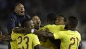 Ecuador consiguió una victoria histórica.