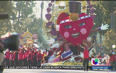 Miles de personas presenciaron en vivo la edición 127 del desfile