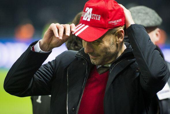 El Bayern Munich de Guardiola: El técnico español logró con el Bayern su...