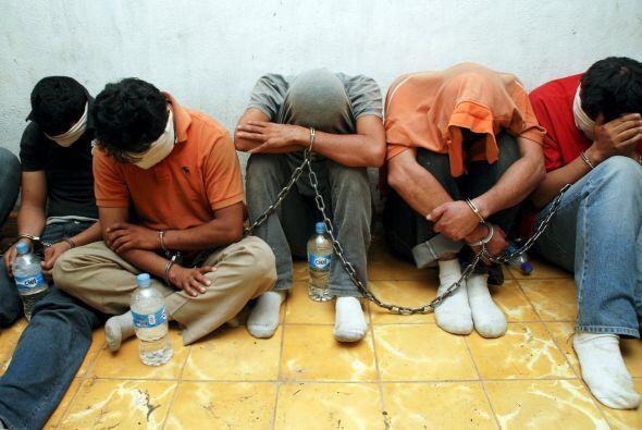 El número de secuestros registró un incremento del 20 por ciento respect...