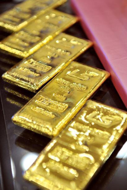 El valor actual del oro alemán es de $191.89 mil millones, de acuerdo co...
