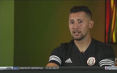Yasser Corona: 'Queremos ganar la Copa América para demostrar que México...