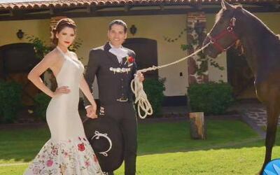 ¡El álbum de la boda de Ana Patricia estuvo de revista!