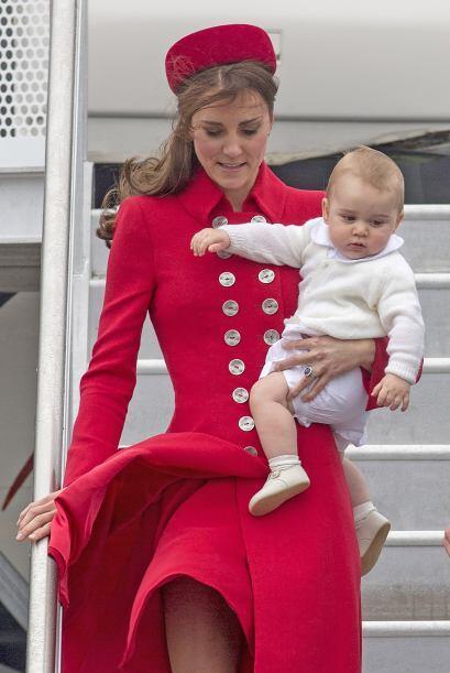 Sin lugar a dudas la Duquesa de Cambridge podría llevarse el primer luga...