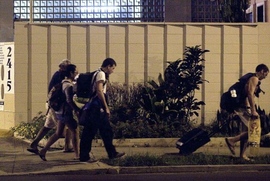 El terremoto afectó Japón y en Tokio se sintió durante dos minutos lo qu...
