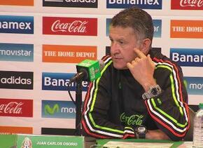 """Juan Carlos Osorio: """"No hacemos tratos clandestinos con ningún club"""""""