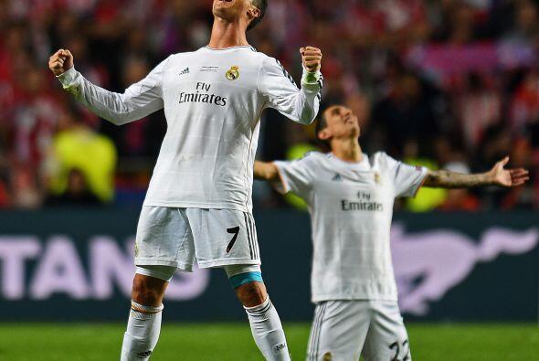 En este 2014 el poderoso delantero de Madeira alcanzó los 201 goles con...