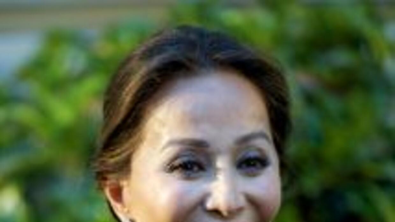 Isabel Preysler.