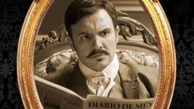Alejandro de la Madrid es Alfredo Vergara
