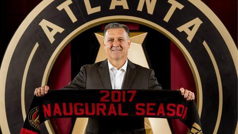 Ni América ni Cruz Azul, Tata Martino es nombrado entrenador de Atlanta...