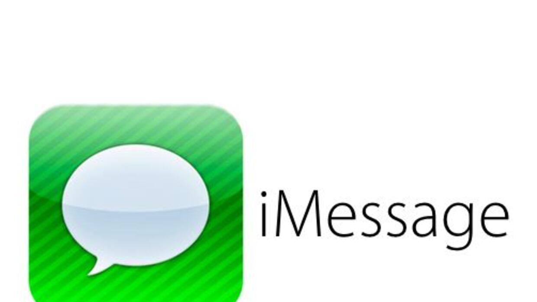 Apple solucionó los problemas que tenía con iMessage.