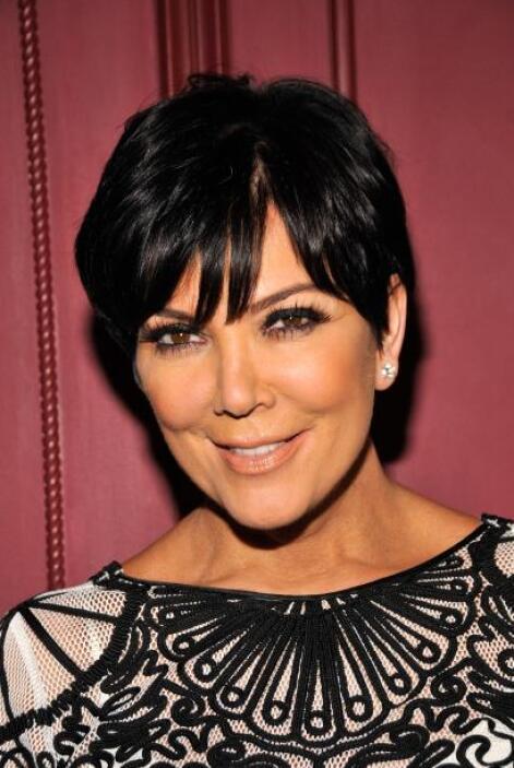 Kris Jenner es la matriarca del clan Kardashian. Tiene 6 hijos, 5 mujere...