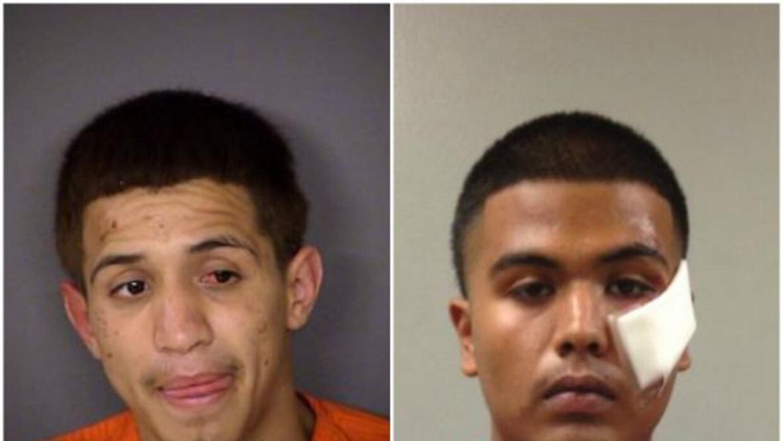 Las autoridades buscan a Gerardo Raúl Rodríguez y Sergio Cisneros, acusa...