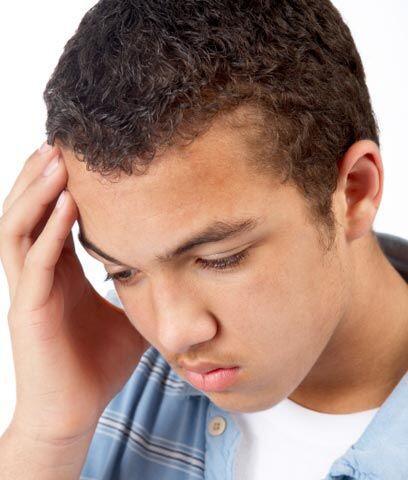 Debido a que muchos niños se quejan de dolores de cabeza, de estómago u...