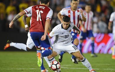En emocionante partido, Colombia se convirtió en el primer clasificado a...
