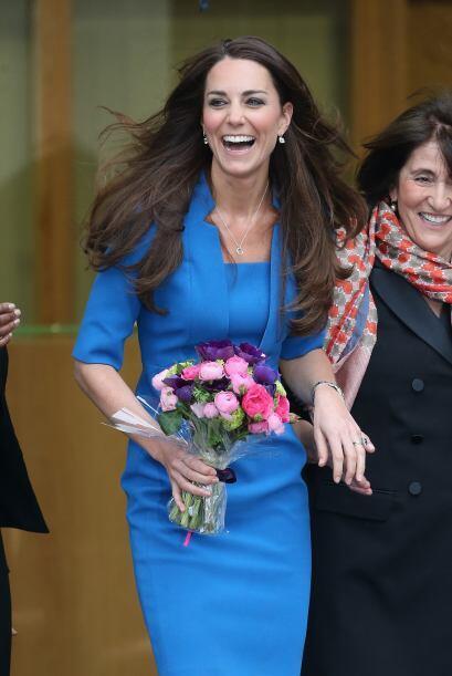 Esta semana Kate Middleton llamó mucha la atención al utilizar un collar...