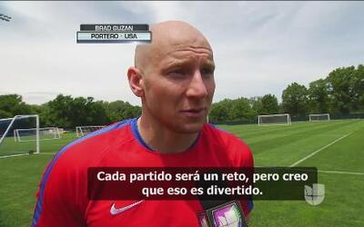 Brad Guzan: 'La Copa América será divertida'