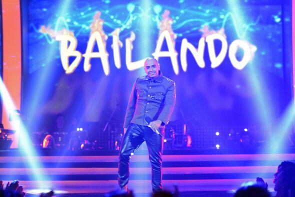 La tercera semana, José cantó uno de los hits del a&ntilde...