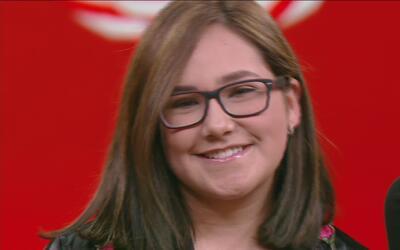 """Helen está lista para vencer el """"bullying"""" transformada y con una sonrisa"""