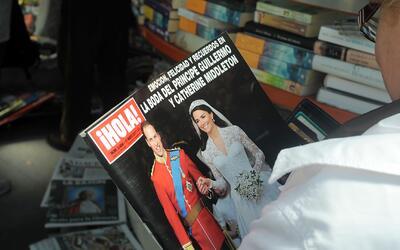 Exclusiva: Cómo se prepara cada edición de la revista ¡HOLA!