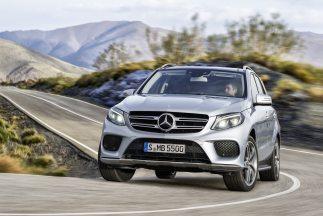 Mercedes-Benz introduce una nueva clase de para presentar su última SUV...