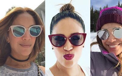 Promo gafas Karla Martínez