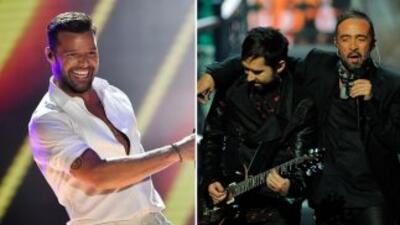 Ricky Martin y Camila encabezan uno de los números más esperados de la n...
