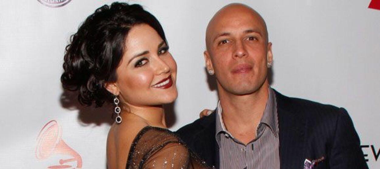 Tras ocho años de feliz matrimonio, la animadora y modelo Gredmarie Coló...