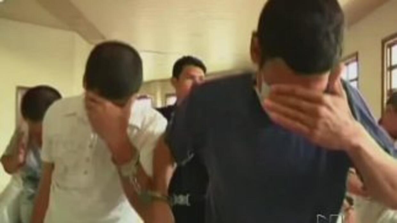 Hermanos mexicanos condenados por trafico de drogas en Malasia pueden mo...