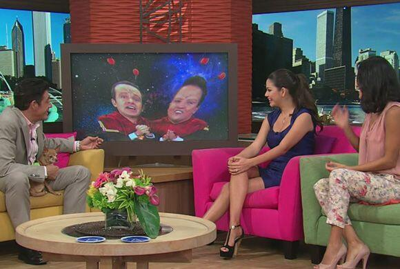 El show de Mira Quién Baila y sus participantes fueron comentados por lo...