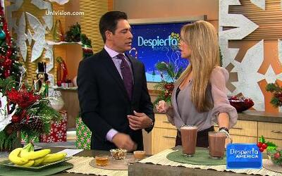 Claudia Molina habló de los alimentos para mantenerse con energía en las...