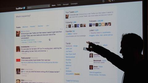Es México las leyes no contemplan los ataques por Twitter.